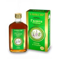 Эликсир Алтайская галега сахар в норме 250мл