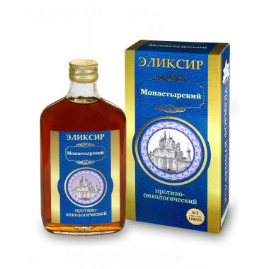 Эликсир Монастырский противоонкологический 250мл