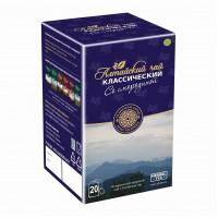 Фитосбор Классический со смородиной (Чай для хорошего настроения) 20ф/п (АЧФ)
