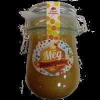 Мед разнотравье с бугельным замком (Старовер) 600 гр