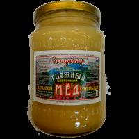 Мед таёжный (Старовер) 1 кг