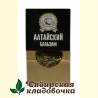 Настойка Алтайский бальзам 25