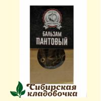 Настойка Алтайская Пантовый бальзам 20