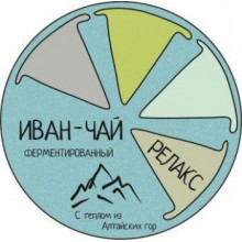 Фитосбор плиточный Релакс с шикшей 50 гр