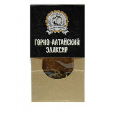Эликсир Горно-Алтайский