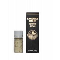 Каменное масло без добавок 6 гр