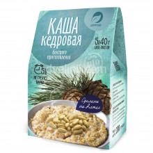 Каша Кедровая 40 гр*5пак 200 гр