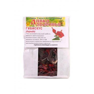 Гибискус Каркаде цветы 50 гр