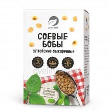 Соевые бобы семена Алтайские обжаренные 100 гр