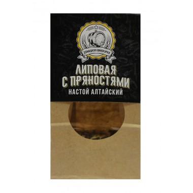 Настой Алтайский Липовая с пряностями