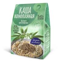 Каша Конопляная 40 гр*5пак 200 гр