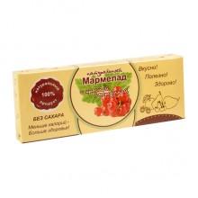 Натуральный мармелад с красной смородиной без сахара 140 гр