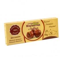 Натуральный мармелад с вишней без сахара 140 гр