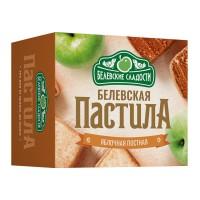 Белёвская пастила яблочная постная 200 г