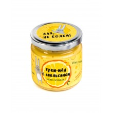 Крем-мёд Зая не болей