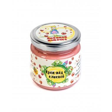 Крем-мёд Любимой мамочке