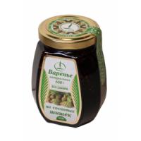 Варенье из сосновой шишки на фруктозе, 220 г (Емельяновская биофабрика)