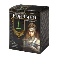 Иван-чай ферментированный черный пачка 100 г (Емельяновская Биофабрика)