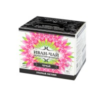 Иван-чай ферментированный листовой в фильтр пакетах (Емельяновская Биофабрика)