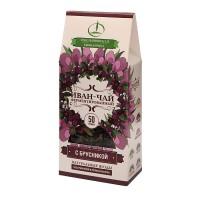 Иван-чай ферментированный с брусникой 50 г (Емельяновская Биофабрика)