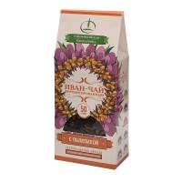 Иван-чай ферментированный с облепихой 50 г (Емельяновская Биофабрика)