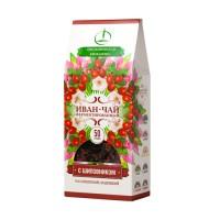 Иван-чай ферментированный с плодами шиповника 50 г (Емельяновская Биофабрика)