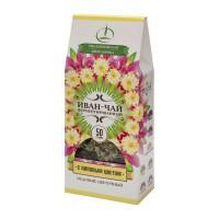Иван-чай ферментированный с липовым цветом пачка 50 г (Емельяновская Биофабрика)