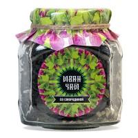 Иван-чай ферментированный с листьями смородины банка 50 г (Емельяновская Биофабрика)