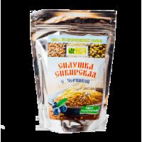 Завтрак сухой из пророщенных злаков Силушка Сибирская с черникой, 1000 гр.