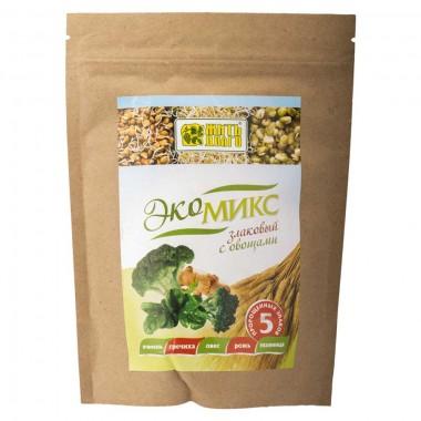 Экомикс злаковый с овощами (Жить долго) 1000 гр.