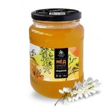 Мёд алтайский натуральный Акациевый 900 г