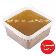 Мёд алтайский с корнем валерианы 1 кг