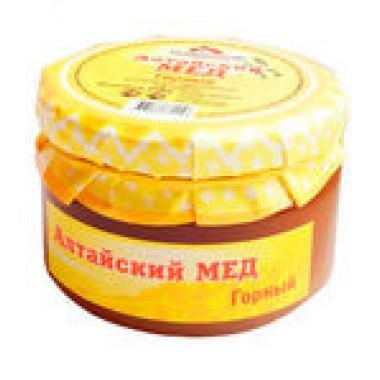 Алтайский мёд горный 250 г