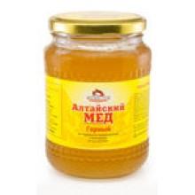 Алтайский мёд горный 900 г