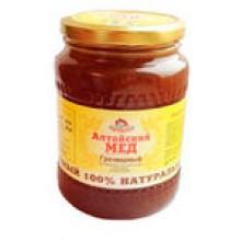 Мёд алтайский гречишный 900 г