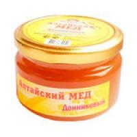 Мёд донниковый (Алтай) 250 гр