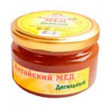 Мёд алтайский дягильный 250 г