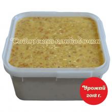 Крем мёд с облепихой (Алтай) 1 кг