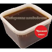 Мёд натуральный Каштановый Кубань