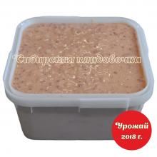 Крем мёд с ежевикой (Алтай) 1 кг