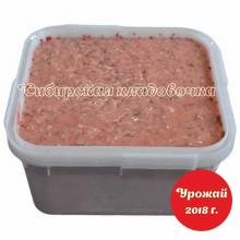 Крем мёд с клубникой (Алтай) 1 кг