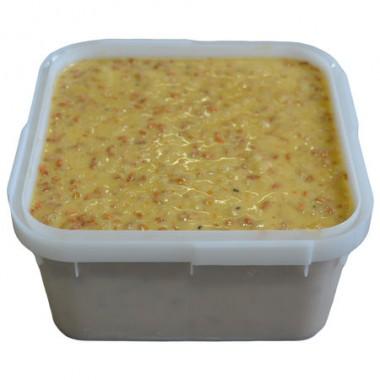 Крем мёд с облепихой 100 гр