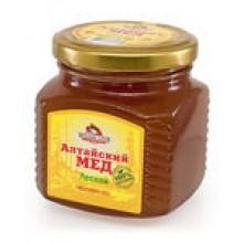 Мёд алтайский  лесной  250 г