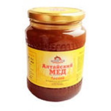 Мёд алтайский  лесной  900 г