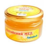 Мёд липовый (Алтай) 250 гр