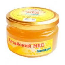 Мёд липовый 250 г