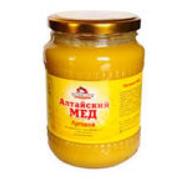 Алтайский мёд  луговой  900 г