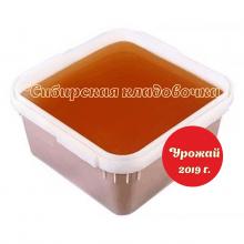 Мёд алтайский луговой 1 кг