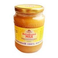 Мёд подсолнечниковый (Алтай) 900 гр