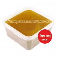 Мёд подсолнечниковый (Алтай) 1 кг